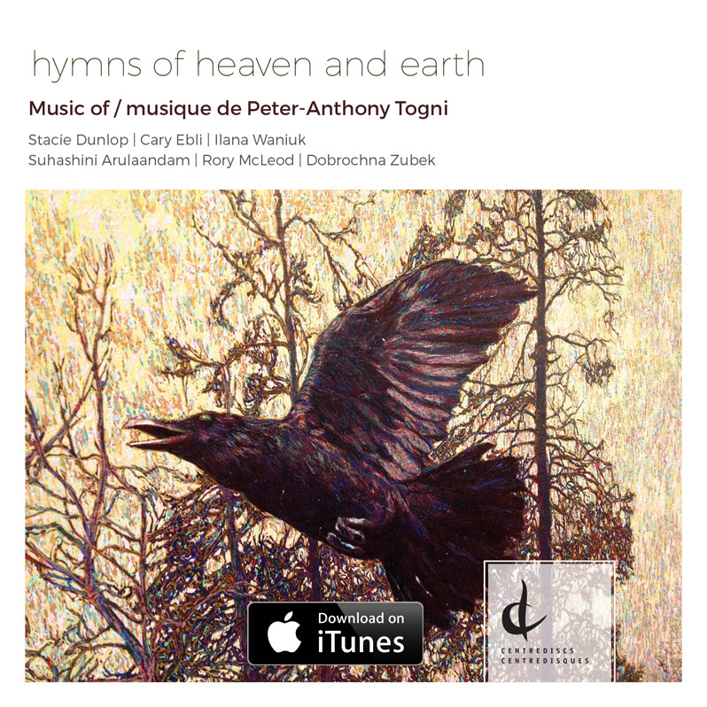 hymns of heaven and earth itunes